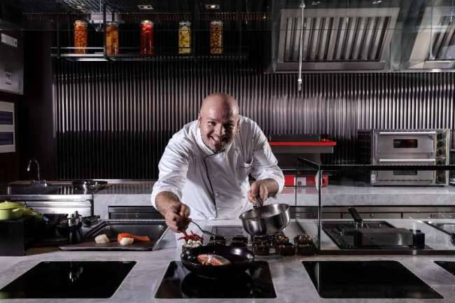 Signature's Restaurant Chef Milan Cotra on Ramadhan in Beijing