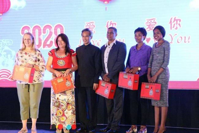 """Winners of """"China in My Eyes"""" awarded at Chinese Embassy in Pretoria"""