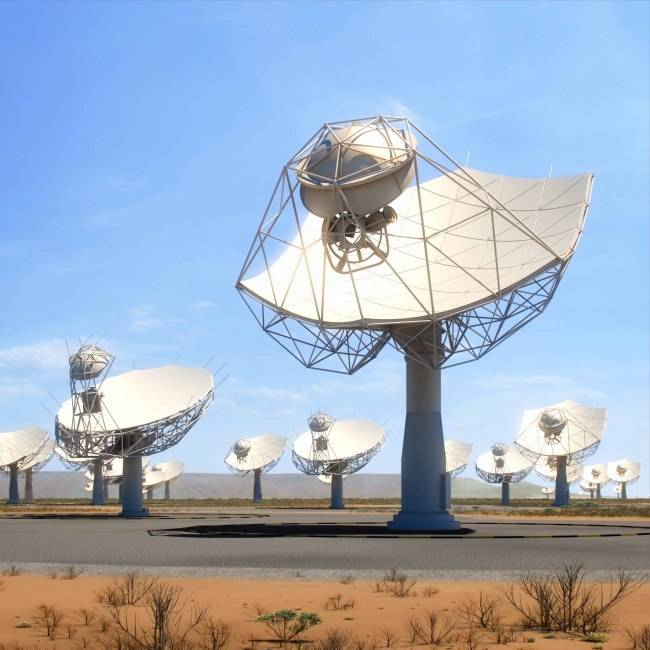 Portugal to host supercomputer linked to project for world's largest radio telescope